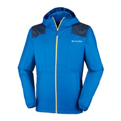 Trail running jacket Columbia flashback