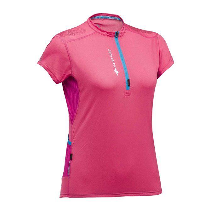 T-shirt Raidlight Performer pink