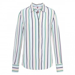 Camicia Tommy Hilfiger Fleur colorful banker stp-classi