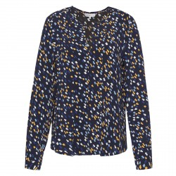 Blusa Tommy Hilfiger Lucia black beauty