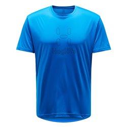 T-shirt trekking Haglofs Glee storm blue