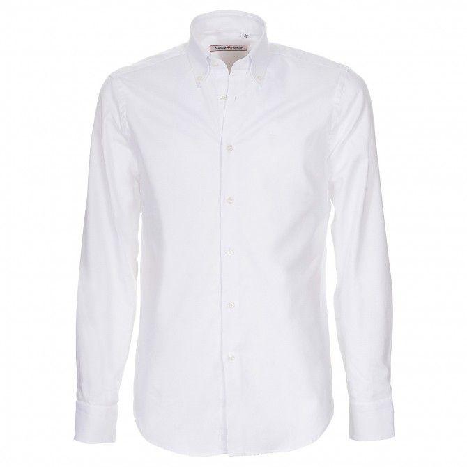 Camicia Canottieri Portofino D61 bianco