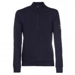 Sweat-shirt Galeone Canottieri Portofino Bleu