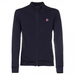 Sweat-shirt Crew Bleu Canottieri Portofino