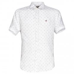 Camicia in lino Canottieri Portofino