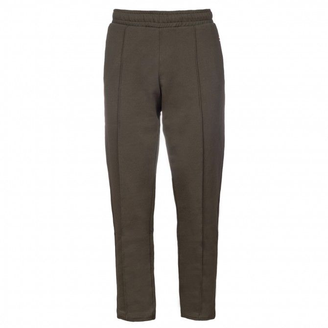 Pantalone Canottieri Portofino in felpa Grifone Verde