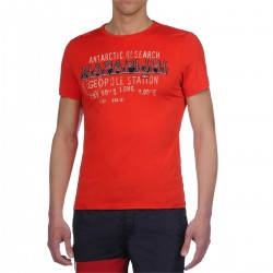 t-shirt Napapijri Stanley Uomo