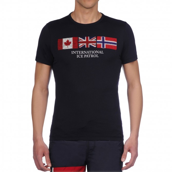t-shirt Napapijri Semerson Uomo