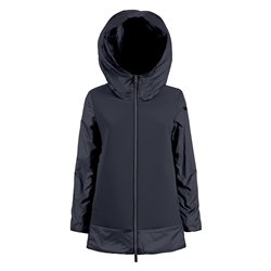Giacca RRD Poliknit coat blu
