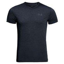 T-shirt Jack Wolfskin JWP night blue