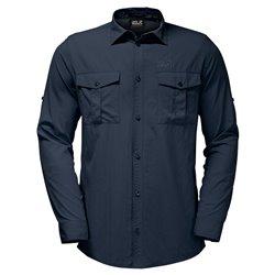 Camicia Jack Wolfskin Atacama night blue