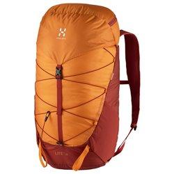 Zaino trekking Haglofs Lim Lite 25 tangerine-corrosion