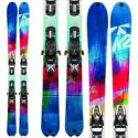 ski K2 C 13 Superbright 90 + + bindings Vist V212