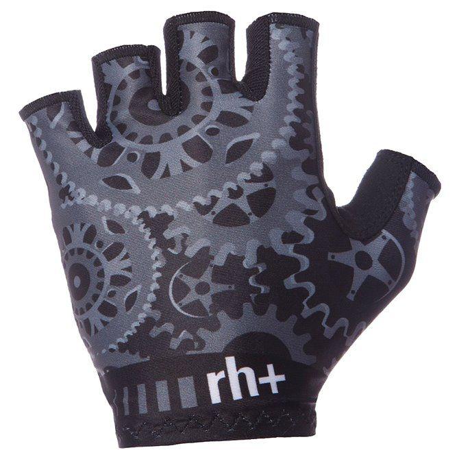Guanti Ciclismo zerorh+ Fashion Glove ASTEROID BLACK