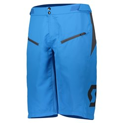Short Ciclismo Scott TrailVertic grey-black