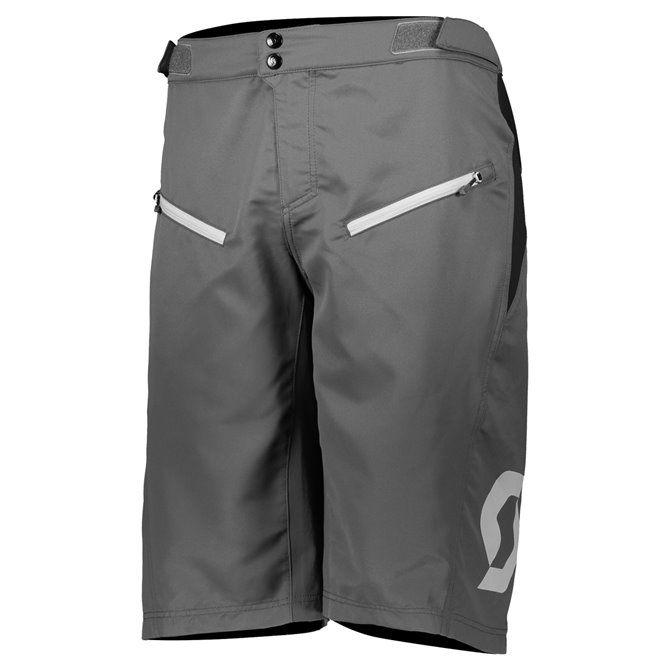 5a904ab928 Short Ciclismo Scott TrailVertic grey-black