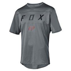 T-shirt Ciclismo FoxFlexair Moth Jersey rosso