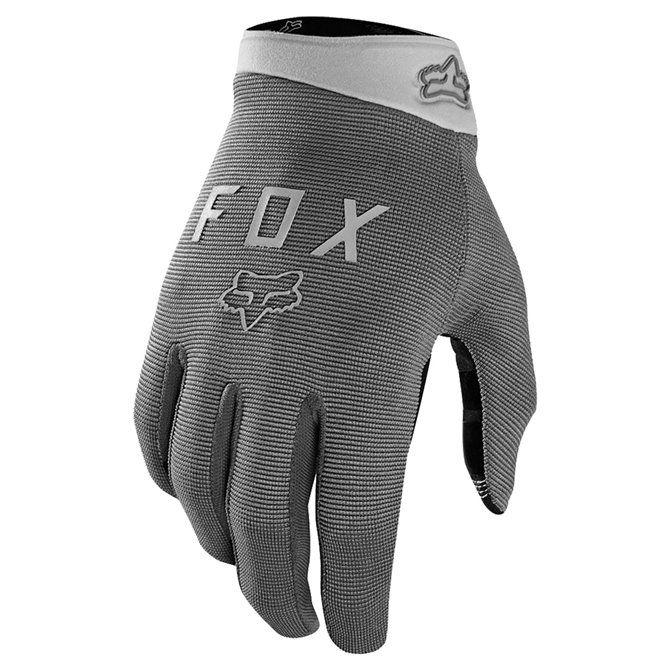Guanti Ciclismo Fox Ranger grigio