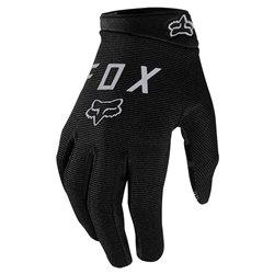 Guanti Ciclismo Fox Ranger nero