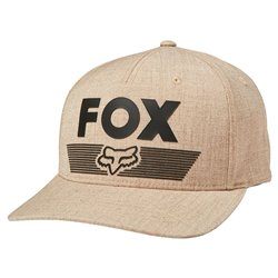 Cappello Fox Aviator Flexfit black