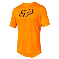 T-shirt Ciclismo Fox Foxhead arancione
