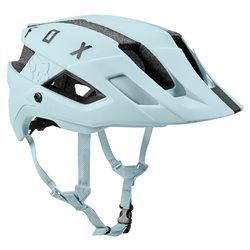 Casco Ciclismo Fox Solid verde acqua