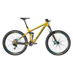 Bici Bergamont Encore Expert gialla