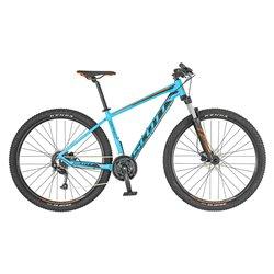 Bici Scott Aspect 750 blu-rosso