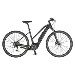 Bici Scott Sub Cross eRide 30 nero