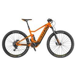 Bici Scott Spark eRide 930 arancione-nero