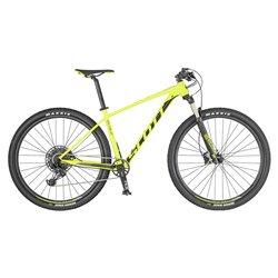 Bici Scott Scale 980 giallo fluo-nero