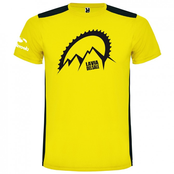 Bike t-shirt Bottero Ski La Via del Sale Bot