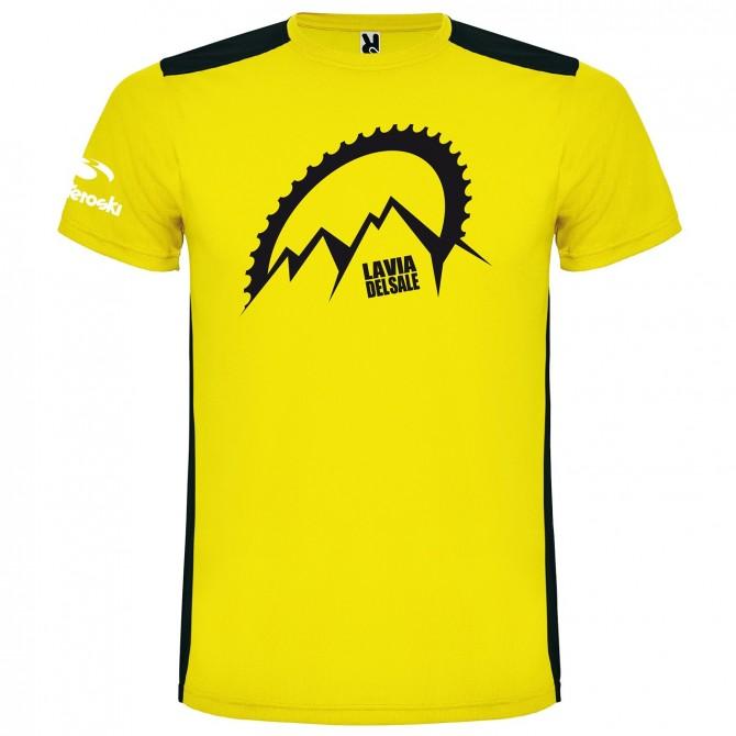 Jersey cyclisme Bottero Ski La Via del Sale Bot