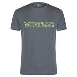 T-shirt trekking Montura Ethic piombo