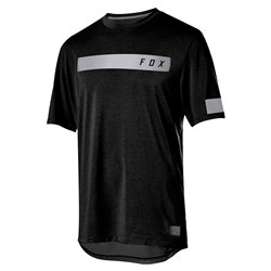 T-shirt Ciclismo Fox Ranger black