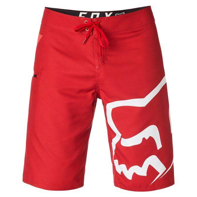 Costume Da Bagno Fox Stock rosso