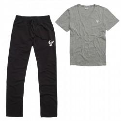 completo Freddy t-shirt + pantalone Uomo