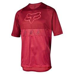 T-shirt ciclismo Fox Defend Moth