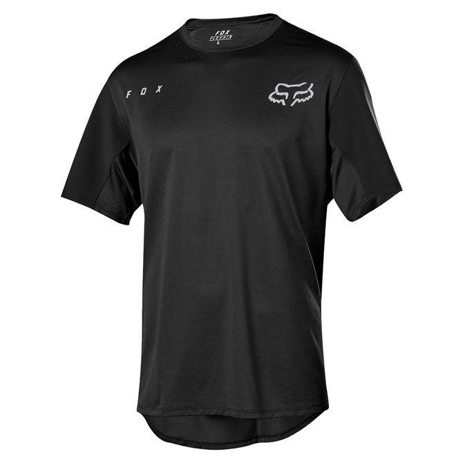 T-shirt Mtb Fox Flexair black