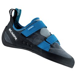 Scarpe arrampicata Scarpa Vapor nero-grigio-blu
