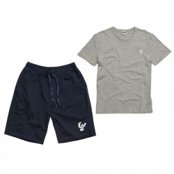 ensemble Freddy t-shirt + short homme
