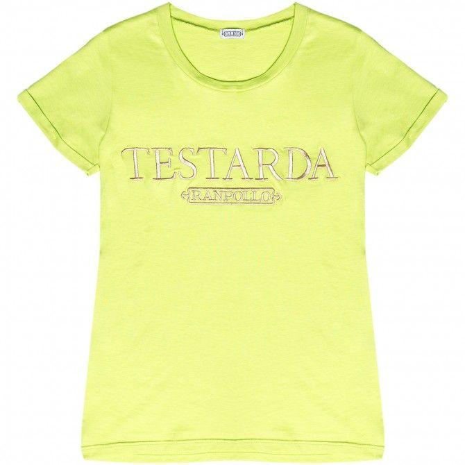T-shirt Ranpollo Testarda