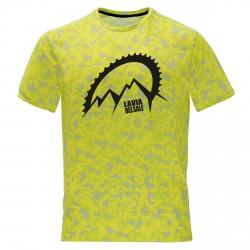 Maglia ciclismo BotteroSki La Via del Sale giallo