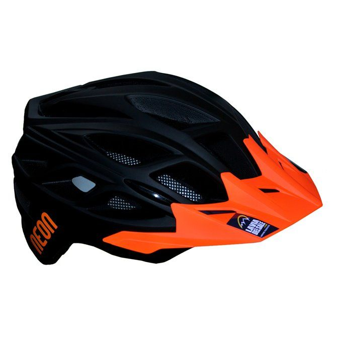 Casco Mtb La Via Del Sale Hid black-orange