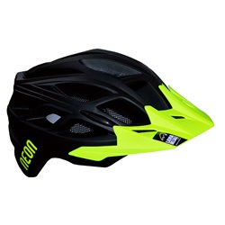 Casco Mtb La Via Del Sale Hid black-yellow