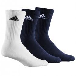 calcetines cortos Adidas Adicrew 3 pares
