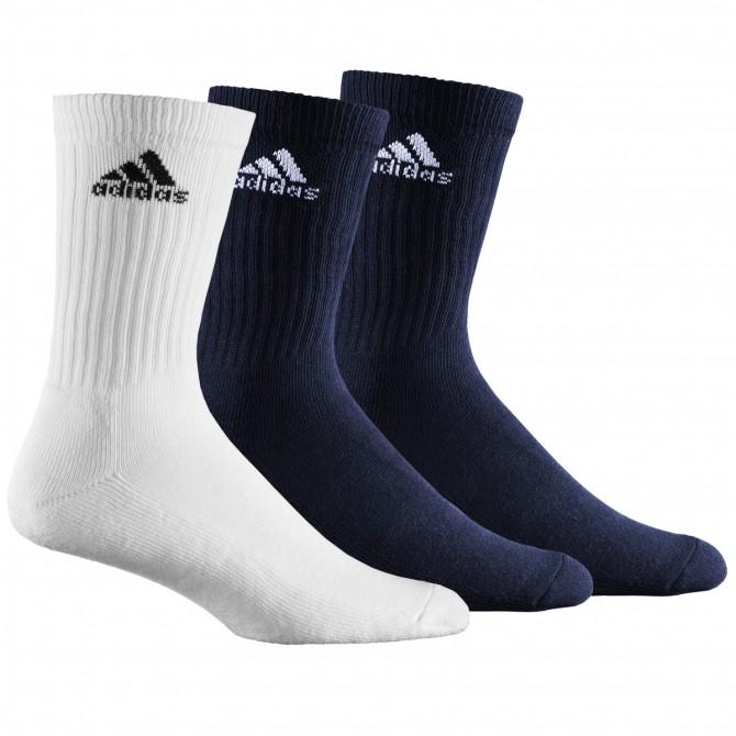 calze Adidas Adicrew 3 paia