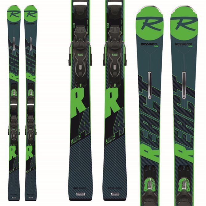 Ski Rossignol React R4 Sport