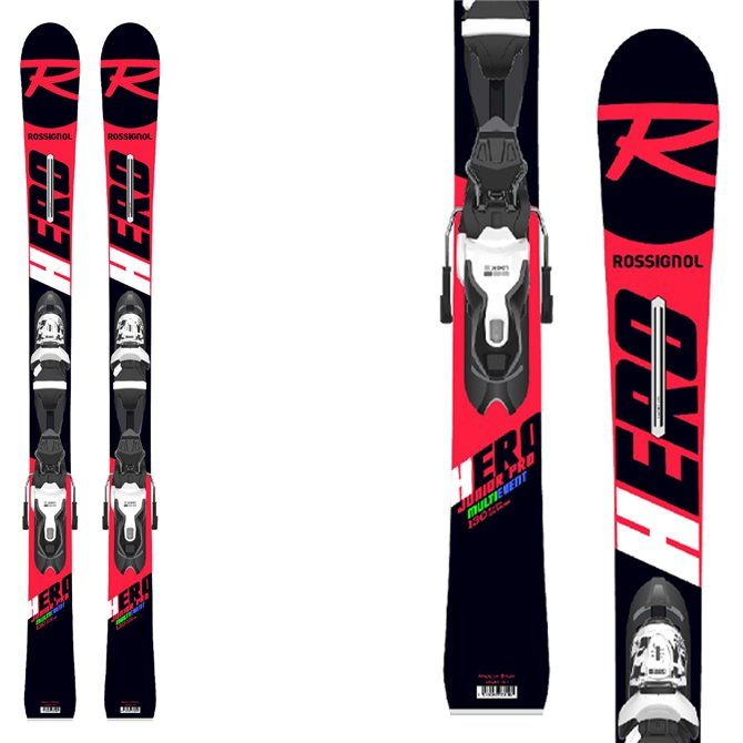 Sci Rossignol Hero Multi-Event JR