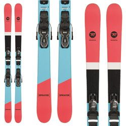 Ski Rossignol Junior Sprayer